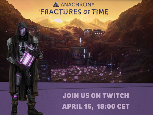 Live Playthrough - Fractures of Time