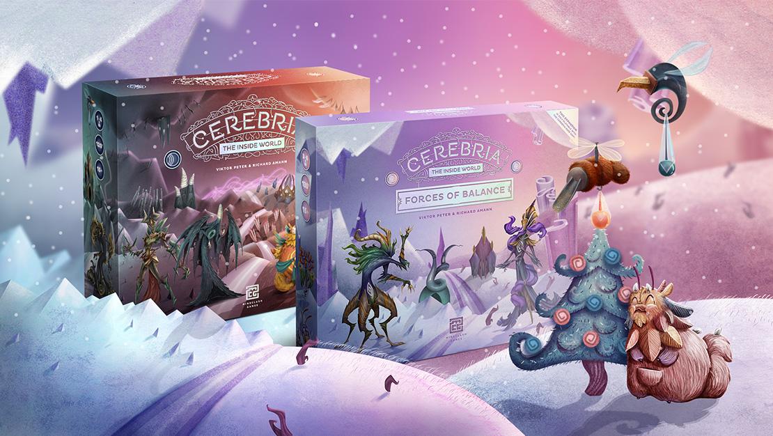 Cerebria Christmas Sale