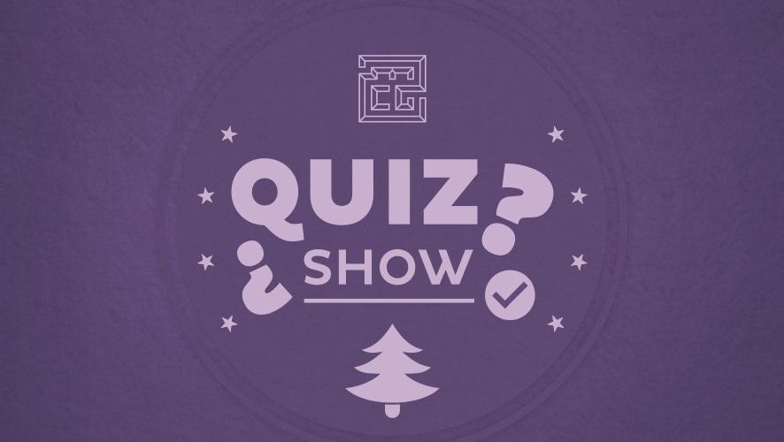 MCG Christmas Quiz Show!