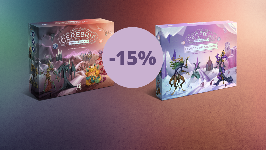 Cerebria & expansion now on sale